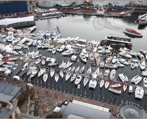 Sydney Boat Show 2016 Darling Harbour